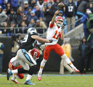 Alex Smith, Luke Kuechly
