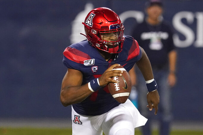 Texas Tech and Arizona expected to produce high-scoring game