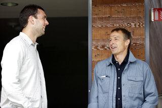 Jurgen Klinsmann, Andrew Luck