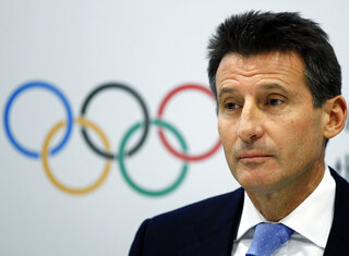Rio Olympics Coes Year in Charge