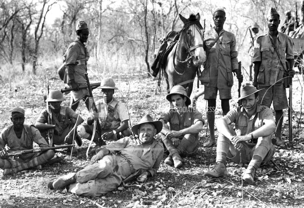 Watchf AP I   ETH APHS314771 World War II Africa