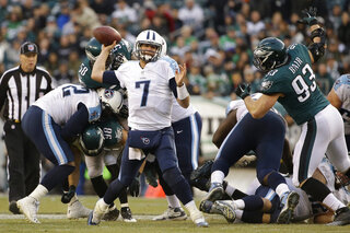 Titans Eagles Football