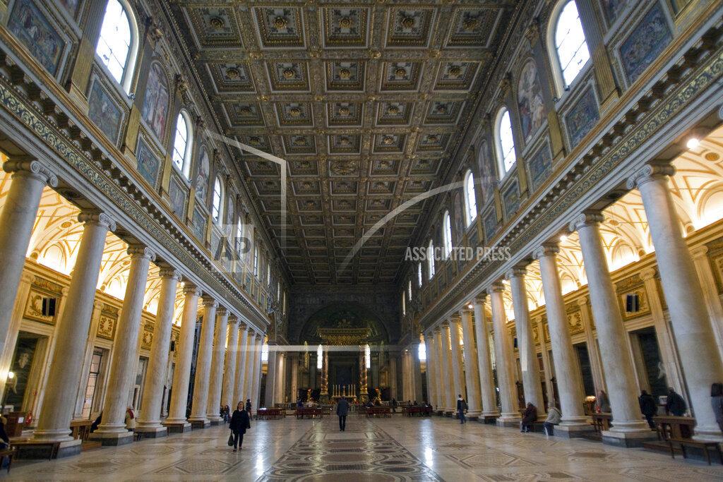 Italy Vatican Cardinal Law