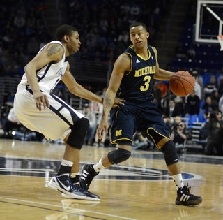 Michigan Penn St Basketball