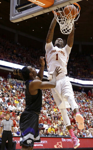 Jameel McKay, D.J. Johnson