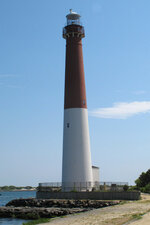 This June 1, 2012 photo shows the Barnegat Lighthouse in Barnegat Light, N.J., a popular tourism attraction on Long Beach Island. Tourism generated $44.7 billion in spending in New Jersey in 2018, Gov. Phil Murphy announced on Thursday, May 9, 2019. (AP Photo/Wayne Parry)
