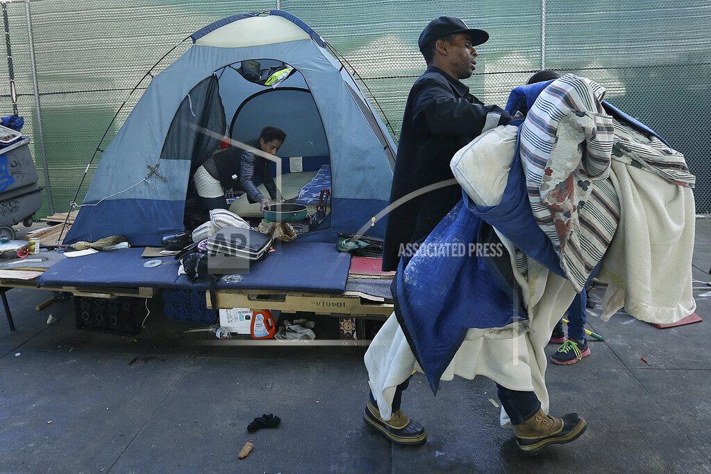 San Francisco Tent City
