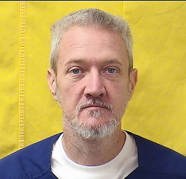 This undated photo provided by Ohio Department of Rehabilitation and Correction shows Derek Lichtenwalter. Lichtenwalter, who is serving a two-year sentence on a