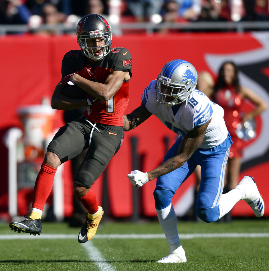 Brent Grimes, Kenny Golladay