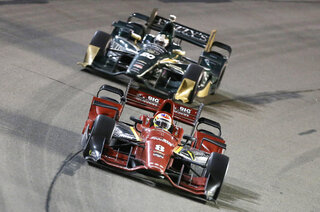Sage Karam, Ed Carpenter