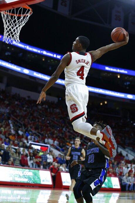 NC State Smiths Debut Basketball