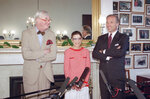 FILE - In this June 15, 1993, file photo, Judge Ruth Bader Ginsburg poses with Sen. Daniel Patrick Moynihan, D-N.Y., left, and Sen. Joseph Biden, D-Del., chairman of the Senate Judiciary Committee on Capitol Hill in Washington. The Supreme Court says Ginsburg has died of metastatic pancreatic cancer at age 87.  (AP Photo/Marcy Nighswander, File)