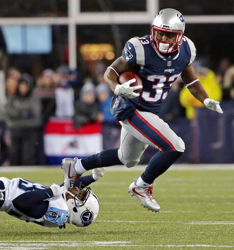 Dion Lewis, Tye Smith