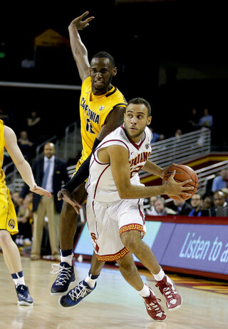 California USC Basketball
