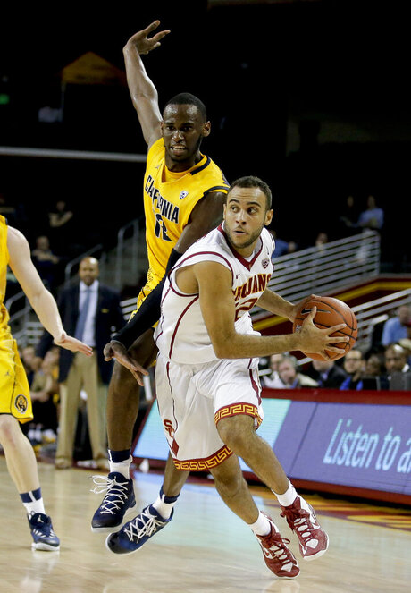 California USC Basketball
