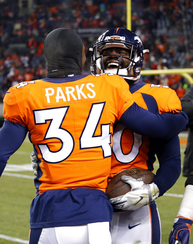 Zaire Anderson, Will Parks