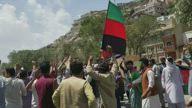 AF Kabul Flag Waving March
