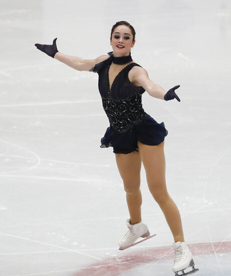 Italy Figure Skating Worlds
