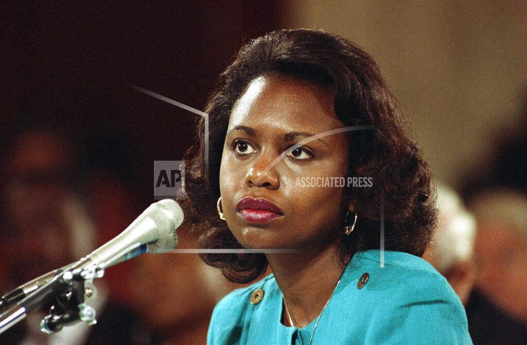 Watchf AP A   USA APHS306262 Anita Hill