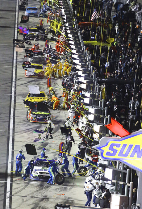 NASCAR Sprint Unlimited Auto Racing