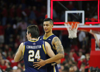 Zach Auguste, Pat Connaughton