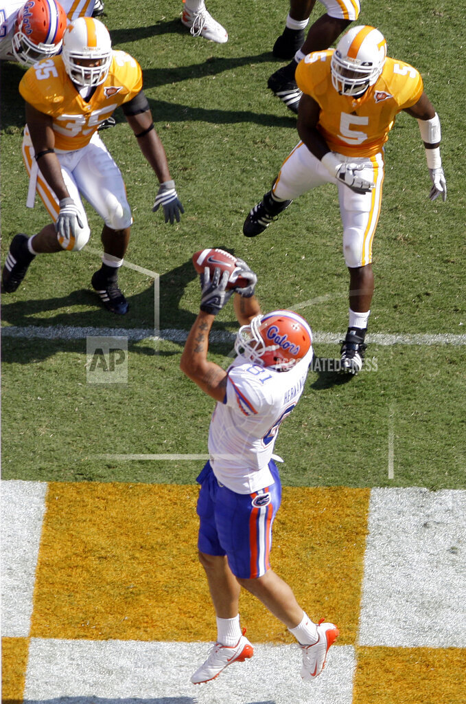 Florida Tennessee Football
