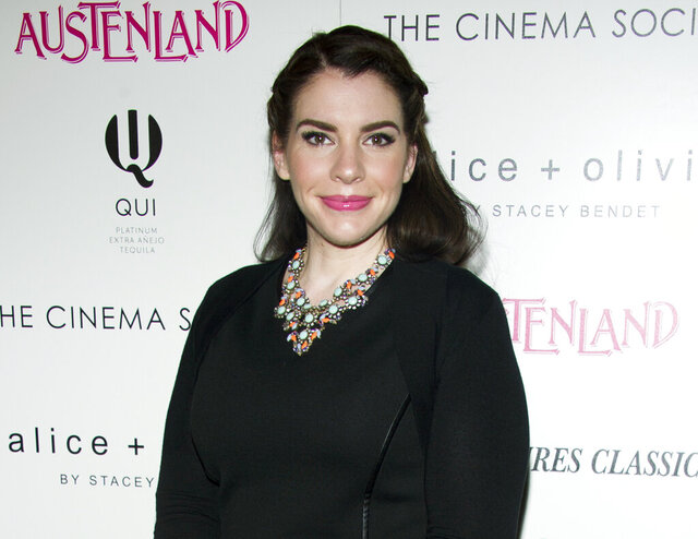 FILE - Stephenie Meyer attends a screening of Sony PIctures Classics'