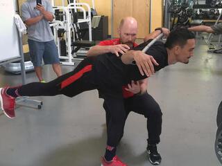 MMA UFC Extreme Training