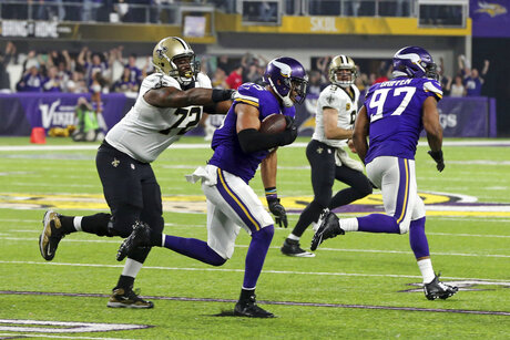 Terron Armstead, Anthony Barr