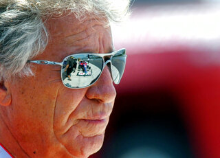IndyCar Testing Pocono Auto Racing