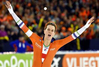 Netherlands Speed Skating European Championships