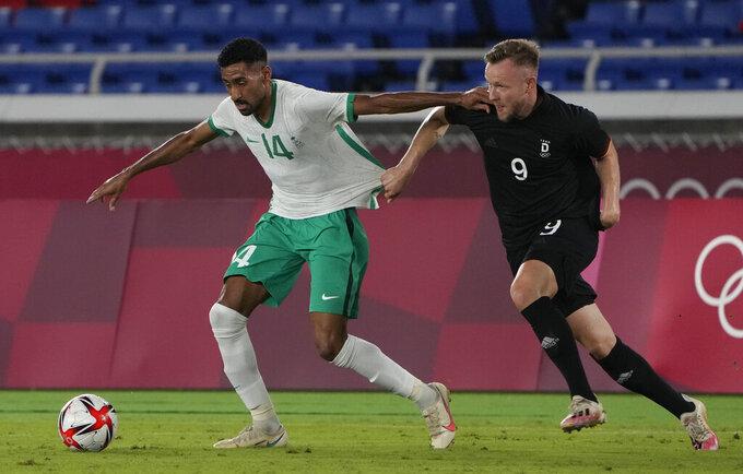 Germany vs Saudi Arabia 7/25/2021