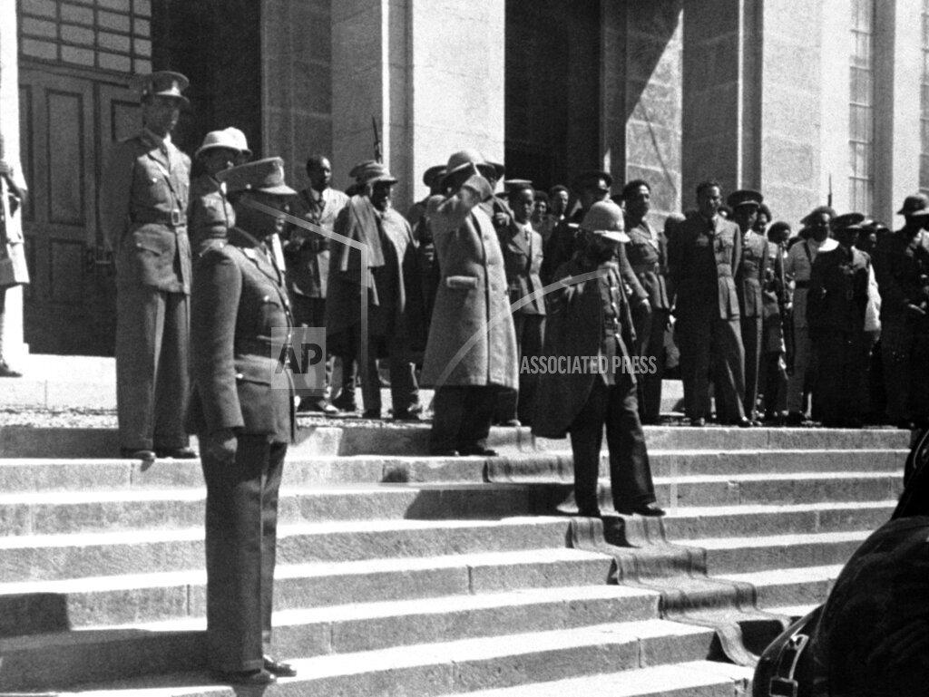 Watchf AP I   ETH APHSL23926 Ethiopia Emperor Haile Selassie