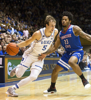 Luke Kennard, A'Torey Everett