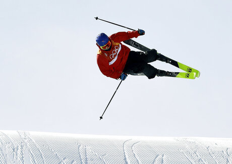 Pyeongchang Olympics Freestyle Skiing Men