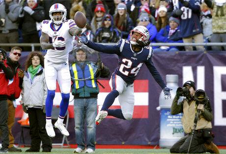 Bills Patriots Football