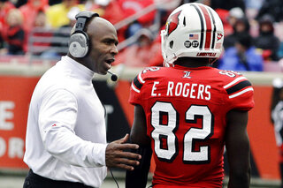 Charlie Strong, Eli Rogers