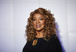 """This Dec. 18, 2019 photo shows singer Gloria Gaynor posing for a portrait in New York. Gaynor, who had the iconic disco hit song """"I Will Survive"""" in 1980, is nominated for Grammy Awards for best roots gospel album for"""