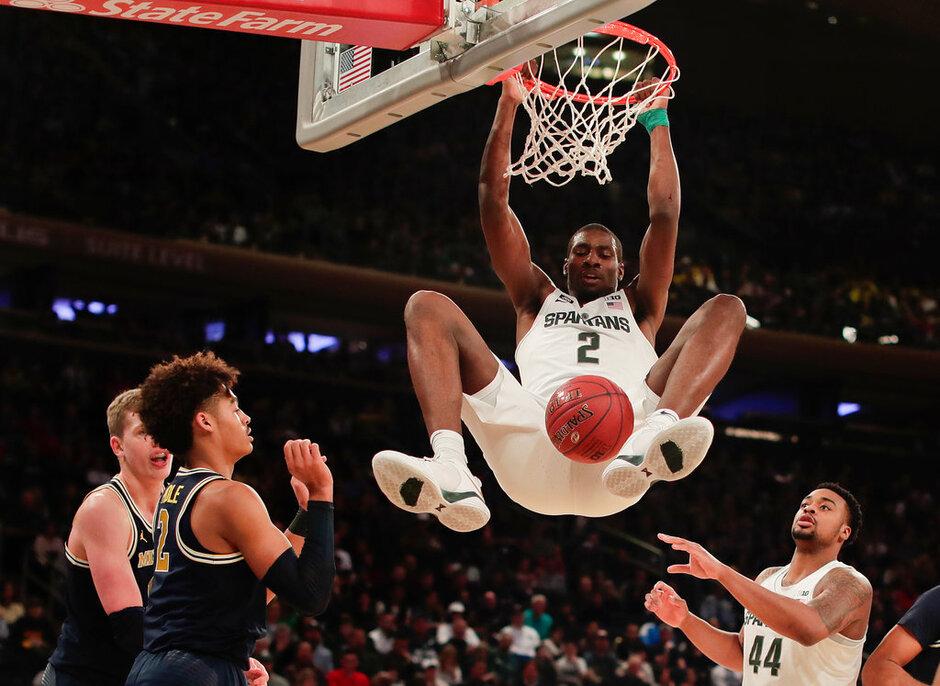 Michigan St Jackson Basketball