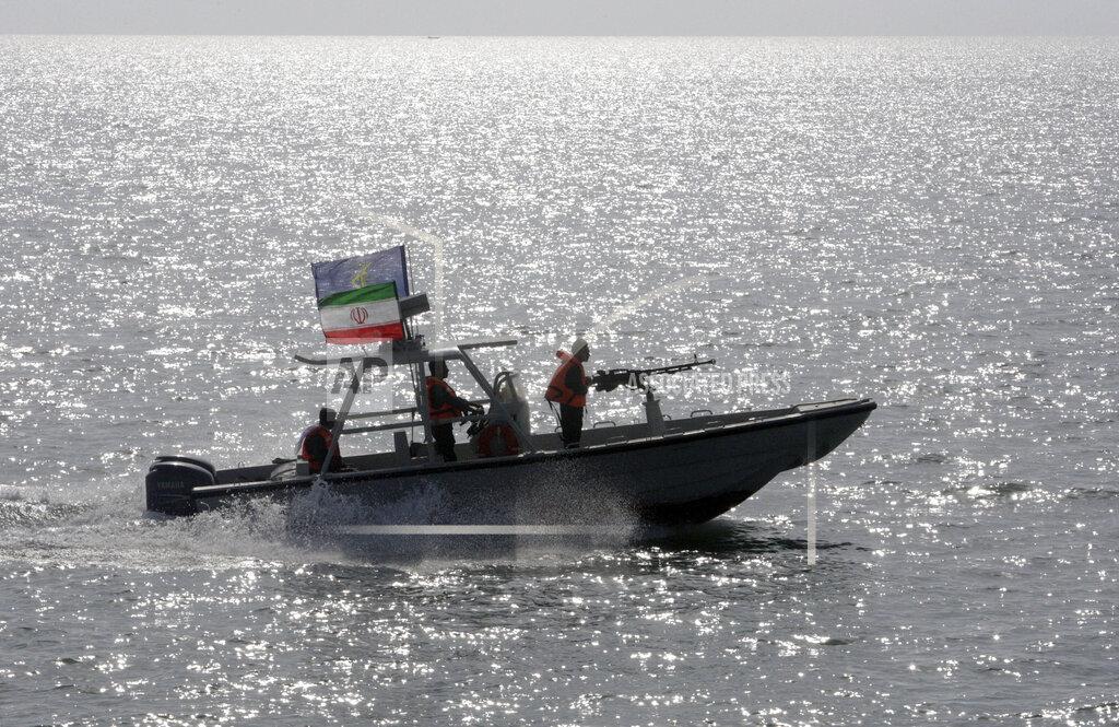 Mideast AP Explains Iran US Persian Gulf