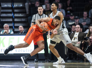 Virginia Tech Wake Forest Basketball