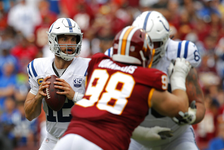 Andrew Luck, Week 13