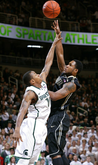 Terone Johnson, Keith Appling