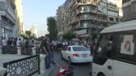 Lebanon Hariri Supporter Reax