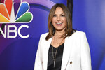 FILE - This May 13, 2019 file photo shows Mariska Hargitay, of