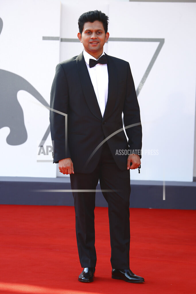 Italy Venice Film Festival 2020 The Disciple Red Carpet