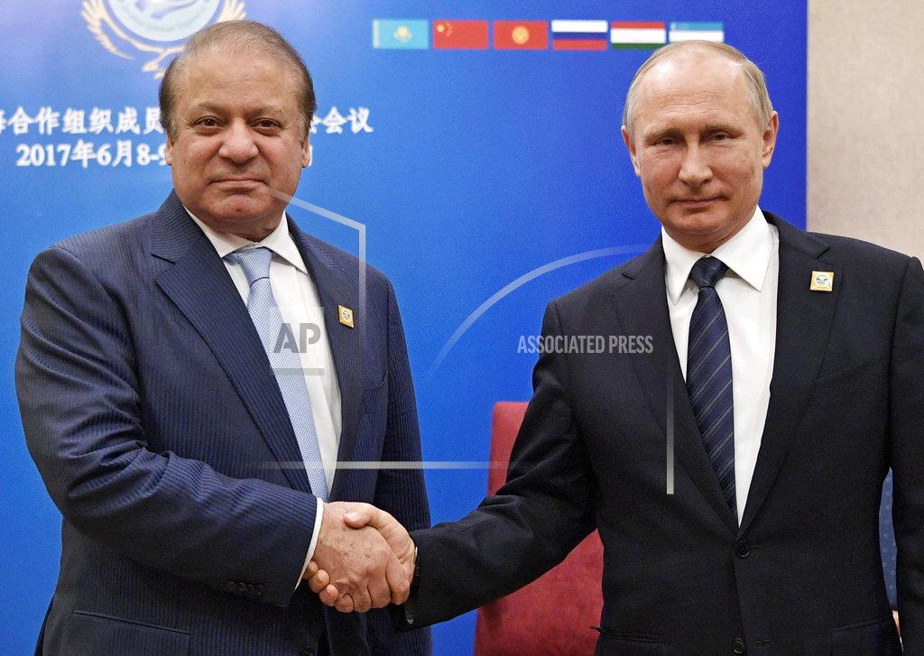 Kazakhstan Russia Pakistan