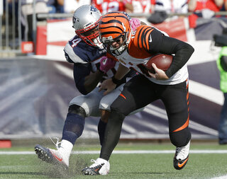Dont'a Hightower, Andy Dalton