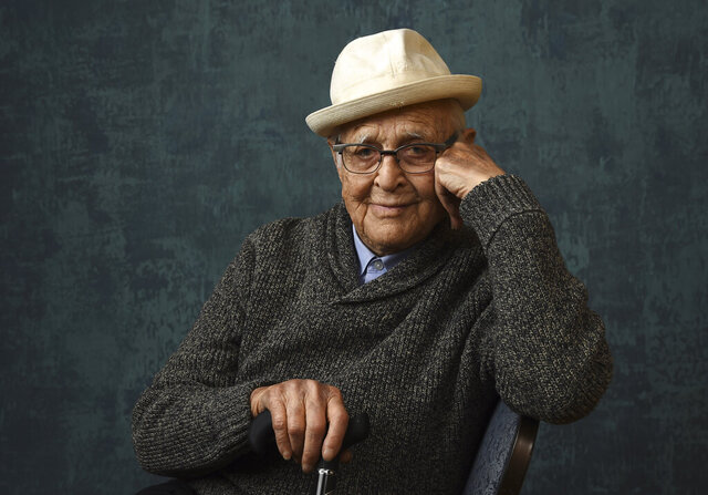 FILE - Norman Lear, executive producer of the Pop TV series