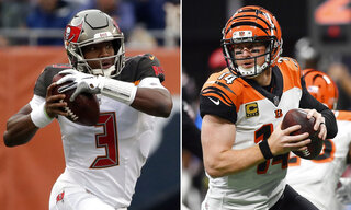 Buccaneers Bengals Preview Football